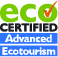 Advanced Ecotourism Certification Logo
